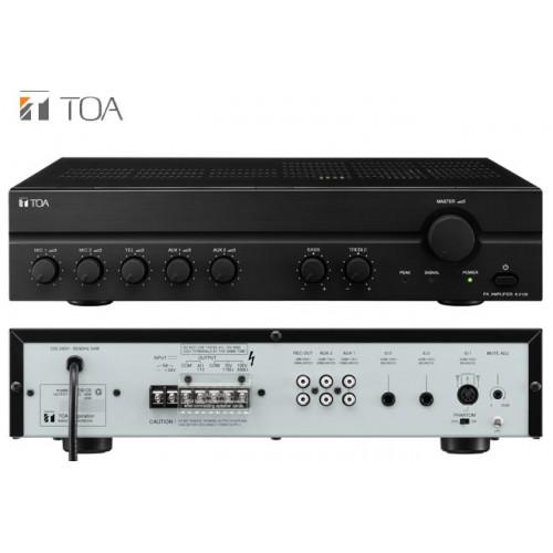 Amply Toa A-2240D-AS Mixer 240W, đại lý, phân phối,mua bán, lắp đặt giá rẻ