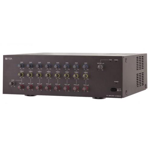 Amply Toa A-2248S 2 kênh 240W, đại lý, phân phối,mua bán, lắp đặt giá rẻ