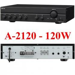 Amply Toa A-2120 Mixer 120W