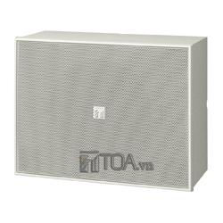 Loa hộp treo tường TOA BS-678, 6W, màu trắng