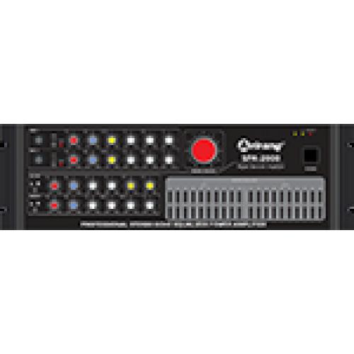 Ampli - Máy tăng âm arirang SPA - 2000, đại lý, phân phối,mua bán, lắp đặt giá rẻ