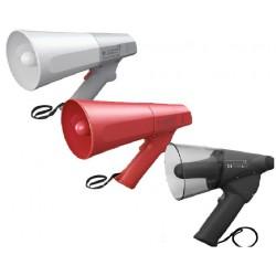 Loa phát thanh cầm tay ER-1215S 15W (có còi hụ), màu đỏ