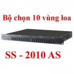 Bộ chọn 10 vùng loa TOA SS-2010 AS