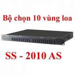 Bộ chọn 10 vùng loa SS-2010
