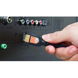 Làm sao để kết nối Tivi với Laptop thông qua cổng HDMI?