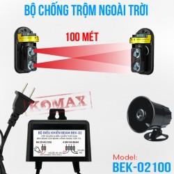 Thiết bị chống trộm ngoài trời BEK-02100