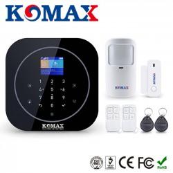 Bộ chống trộm dùng sim và wifi KM-G20
