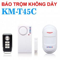 Bộ chống trộm dùng pin KM-T45C
