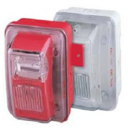Còi kết hợp đèn chớp Hochiki WHEC24-75WR
