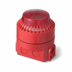 Còi đèn báo động Horing AH-03127-BS 12-24VDC
