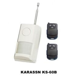 Chống trộm hồng ngoại có remote KS-60B