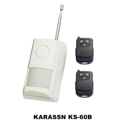 Chống trộm hồng ngoại có remote KS-60B, đại lý, phân phối,mua bán, lắp đặt giá rẻ