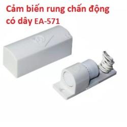 Cảm biến rung chấn động có dây EA-571