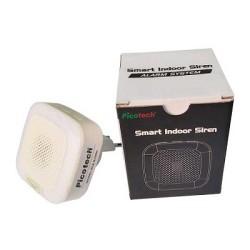 Còi báo động không dây kèm đèn chớp PICOTECH PCA-6108W