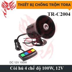 Còi hú báo động 4 Âm TORA TR-C2004 12V 120dB