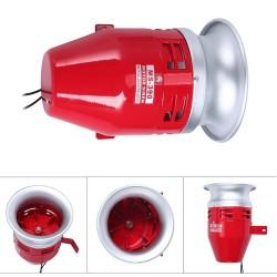 Còi hụ xé gió MS-390 báo động, báo giờ, còi tầm khu công nghiệp (12V/24V/220V)