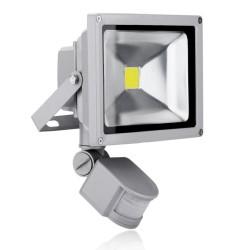 Đèn chiếu sáng cảm ứng chống trộm DC-LED PHA 10W
