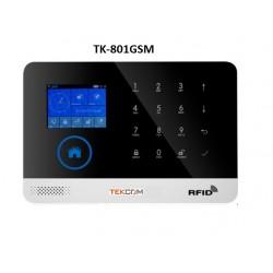 Báo trộm không dây TEKCOM TK-801GSM dùng APP WIFI và SIM