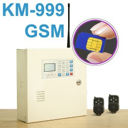 Hệ thống chống trộm dùng sim cao cấp KM-999GSM