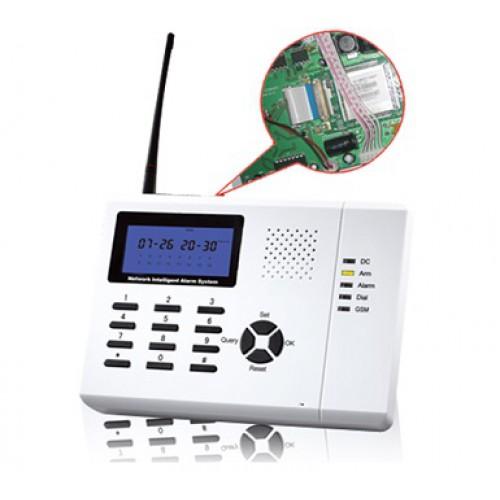 Báo trộm thông minh 16 vùng không dây GSK-899, đại lý, phân phối,mua bán, lắp đặt giá rẻ
