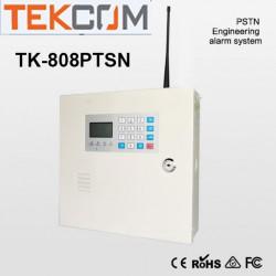 Báo trộm không dây TEKCOM TK-808PSTN dùng line điện thoại bàn