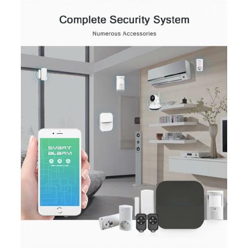 Tủ báo động dùng SIM, APP điện thoại AL-W20WIFI-GSM, đại lý, phân phối,mua bán, lắp đặt giá rẻ