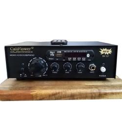 Amply tăng âm mini AC DC 12V CALIFLOWER BX-727