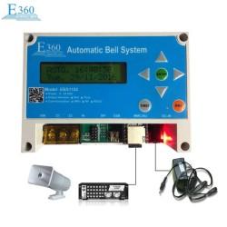 Trung tâm báo giờ tự động E360 (bản chuông điện)