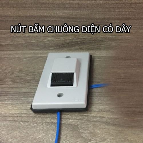 Nút nhấn chuông điện có dây, đại lý, phân phối,mua bán, lắp đặt giá rẻ