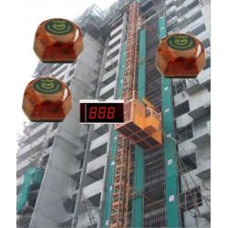 Chuông gọi lồng vận thang cho tòa nhà đang xây dựng C100-S101