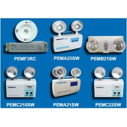 Đèn sự cố khẩn cấp Paragon PEMA21SW