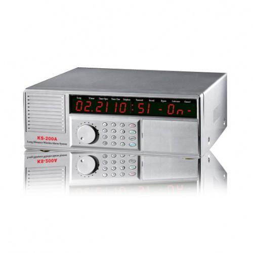 Bộ báo trộm không dây tầm xa Karassn KSA-200A999, đại lý, phân phối,mua bán, lắp đặt giá rẻ