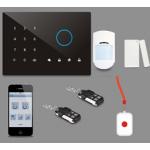 Báo trộm trung tâm Security GSM G2