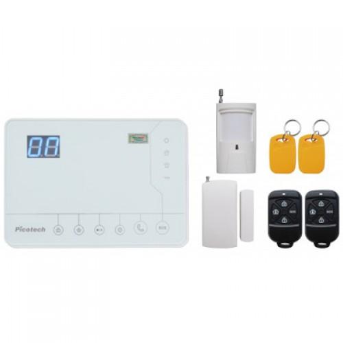 Báo trộm PICOTECH PCA-9000GSM, đại lý, phân phối,mua bán, lắp đặt giá rẻ