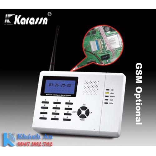 Trung tâm báo trộm KARASSN KS-899GSM, đại lý, phân phối,mua bán, lắp đặt giá rẻ