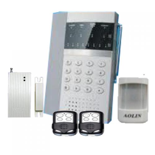 Trung tâm báo động chuyên nghiệp 8 vùng AL-5088, đại lý, phân phối,mua bán, lắp đặt giá rẻ