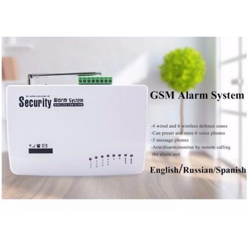Hệ thống báo trộm không dây GUARDSMAN GS-3500, đại lý, phân phối,mua bán, lắp đặt giá rẻ