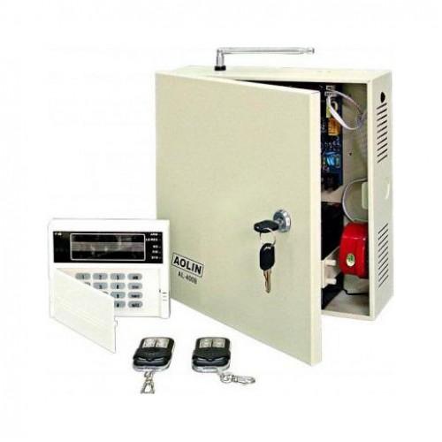 Trung tâm báo động chuyên nghiệp 8 vùng AL-9288, đại lý, phân phối,mua bán, lắp đặt giá rẻ