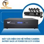 Bộ lưu điện cho 16 Camera YH CCTV-16