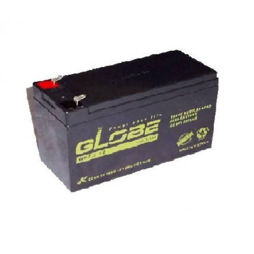 Bình Acquy Globe 12V-7.5 Ah, đại lý, phân phối,mua bán, lắp đặt giá rẻ