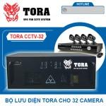 Bộ lưu điện cho 32 Camera TORA CCTV-32