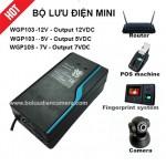 Bộ pin dự phòng mất điện UPS mini WGP103-12V