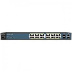 Switch mạng Neutron PoE+ EWS1200-28TFP 24 Cổng