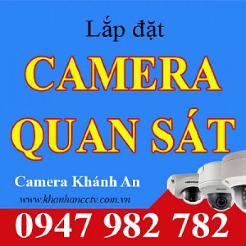 Lắp đặt camera quan sát tại tp Hồ Chí Minh