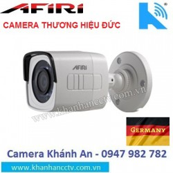 Camera AFIRI HD TVI HDA-B201M (vỏ sắt ) 2.0 Megapixel