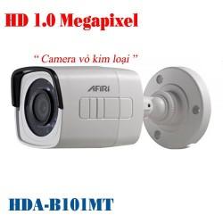 Camera AFIRI HD TVI hồng ngoại HDA-B101MT 1.0 Megapixel