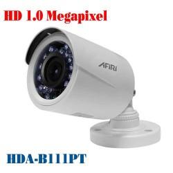 Camera AFIRI HD TVI hồng ngoại HDA-B111PT 1.0 Megapixel