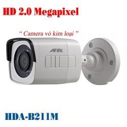 Camera AFIRI HD TVI hồng ngoại HDA-B211M 2.0 Megapixel
