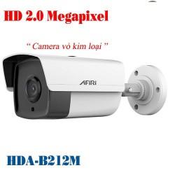 Camera AFIRI HD TVI hồng ngoại HDA-B212M 2.0 Megapixel