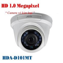 Camera AFIRI HD TVI hồng ngoại HDA-D101MT 1.0 Megapixel